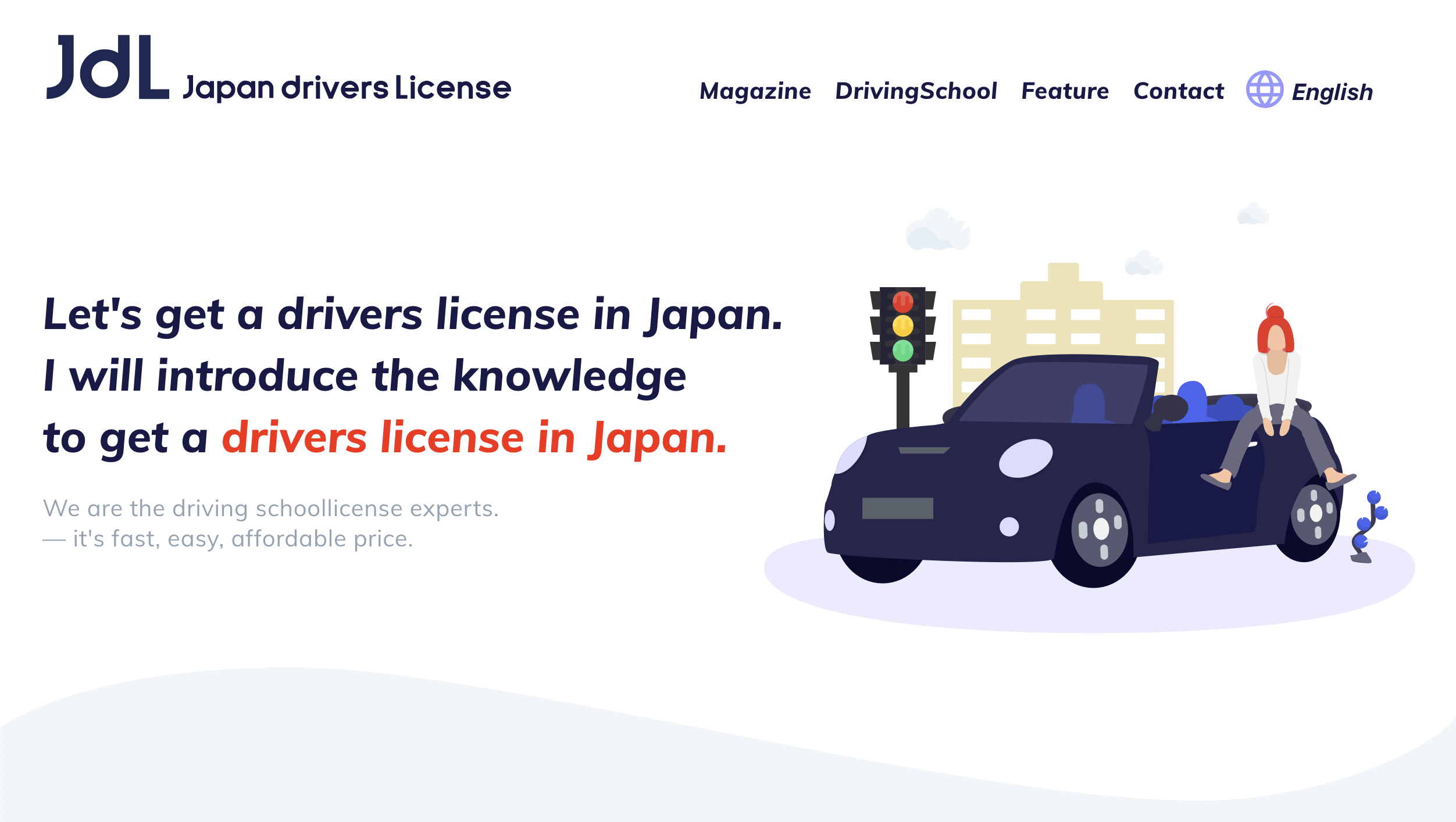 JDL-JapanDriversLicense